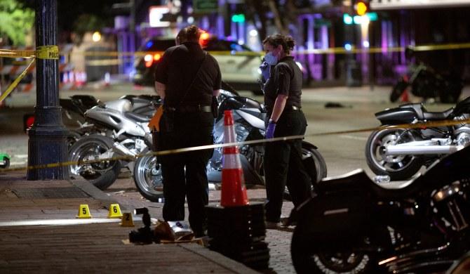Austin police investigate shooting