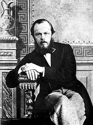 Dostoevsky in 1863.