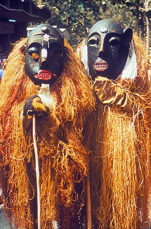 Lassa Witch Doctors